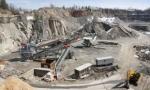 Una minería para buscar uranio