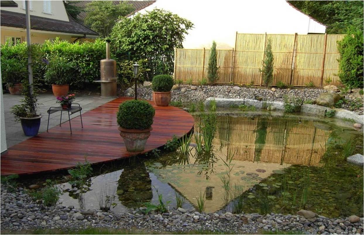 Consumo equilibrado piscinas naturales for Albercas naturales